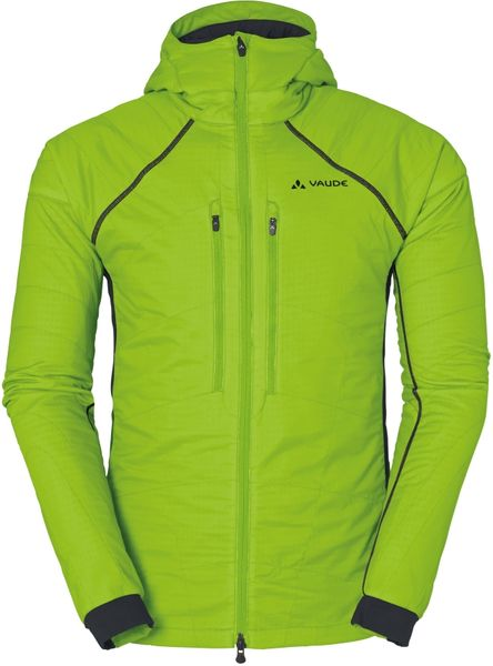 Vaude Men's Bormio Jacket Pistachio/Black L