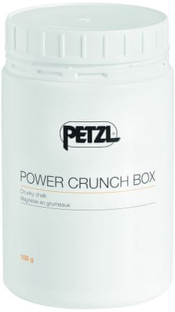 Petzl Power Crunch Box Magnézia por