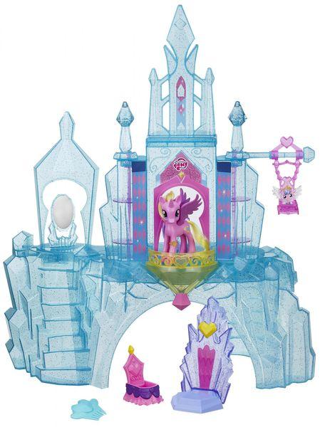 My Little Pony Křišťálový zámek hrací set