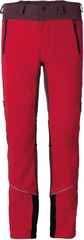 Vaude hlače Larice II, rdeče