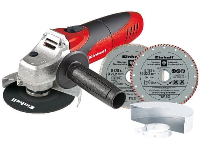 Einhell TC-AG 125 Kit