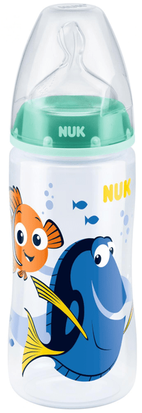 Nuk First choice lahev Disney Dory - zelená
