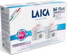 Laica Bi-flux Magnesiumactive vízszűrőbetét, 2 db