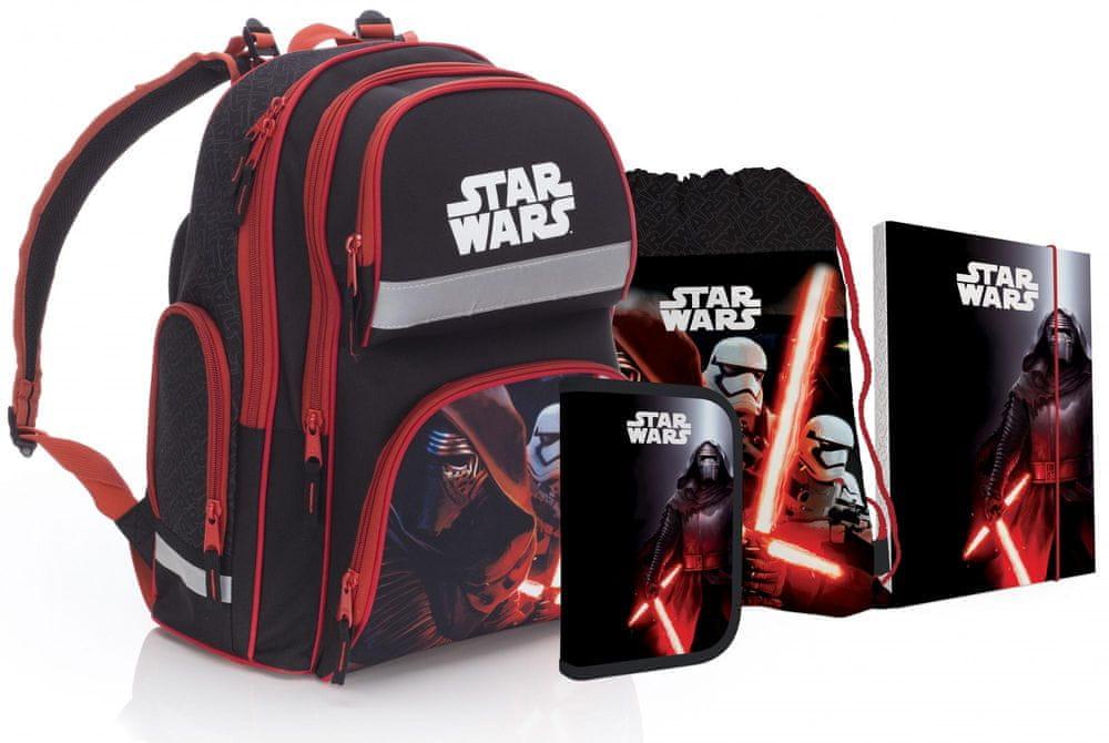 0b1b4d25bb8f Karton P+P Ergo Compact Iskolatáska szett, Star Wars - Értékelések ...