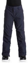 Quiksilver hlače Estate Youth B Snowpant, temno modre