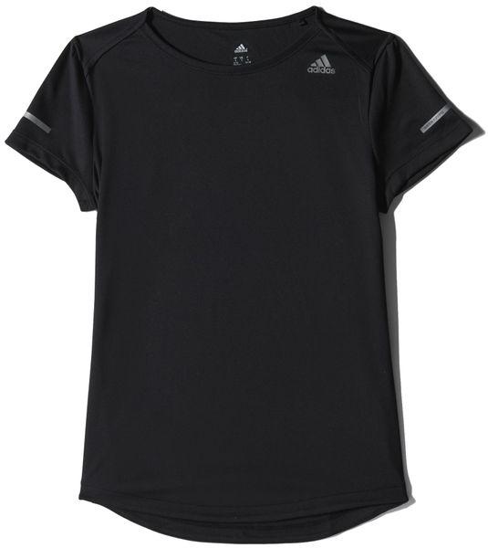 Adidas Running Tee W S02987 black XS