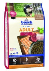 Bosch Adult jagnięcina & ryż 3 kg