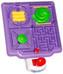 Eddy Toys Stolná hra Maze game, fialová