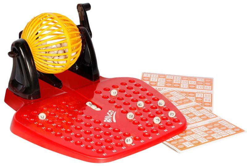 Eddy Toys Stolní hra Bingo