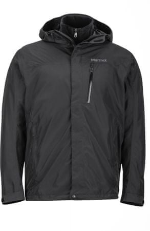 Marmot moška jakna Ramble Component, črna, S
