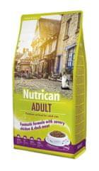 Nutrican Adult Macskatáp, 10 kg