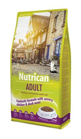 Nutrican Sucha karma dla kota Cat Adult 10 kg