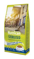 Nutrican Cat Sterilized 10kg
