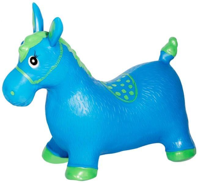 Eddy Toys Hopsací koník, modrá