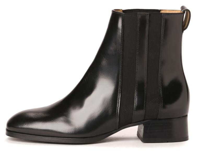 Gant dámská kotníčková obuv Sally 41 černá