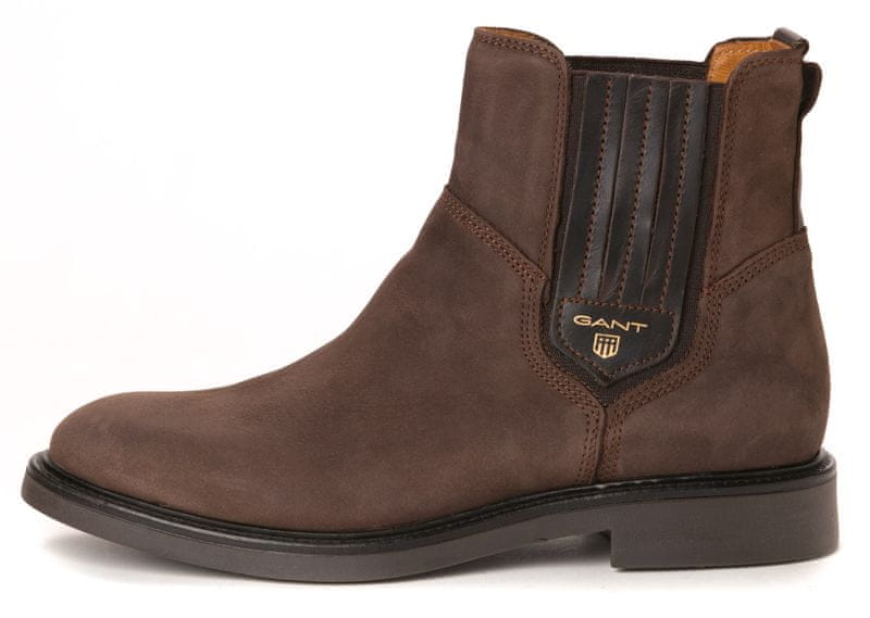 Gant dámská kotníčková obuv Ashley 42 hnědá