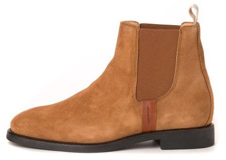 Gant buty za kostkę damskie Jennifer 38 brązowy