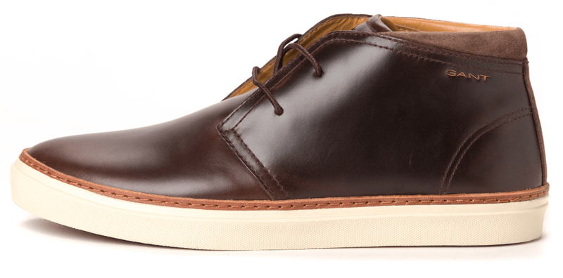 Gant pánská kotníčková obuv Bari 44 hnědá