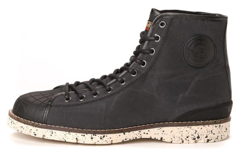 Napapijri pánská kotníčková obuv Trygve 43 černá