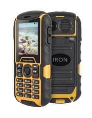 Krüger&Matz telefon komórkowy Iron KM0435