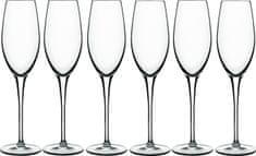 Luigi Bormioli set kozarcev za peneče vino Royal 210 ml, 6 kosov