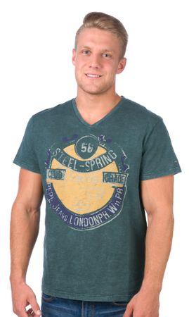 Pepe Jeans moška majica Owens L zelena