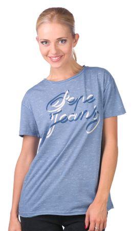 Pepe Jeans ženska majica Jules XS modra