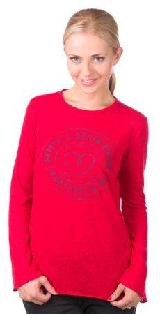 Pepe Jeans ženska majica Becca S rdeča