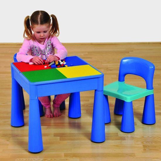 COSING Detská sada Tega Mamut stolček a 2x stolička