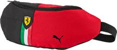 Puma Ferrari Fanwear Waist Bag Rosso Corsa-Puma