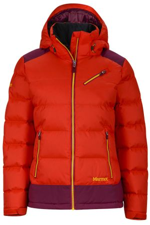 Marmot Wm's Sling Shot Jacket Poppy/Magenta L