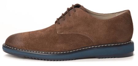 Clark's férfi cipő Kenley Walk 42 barna