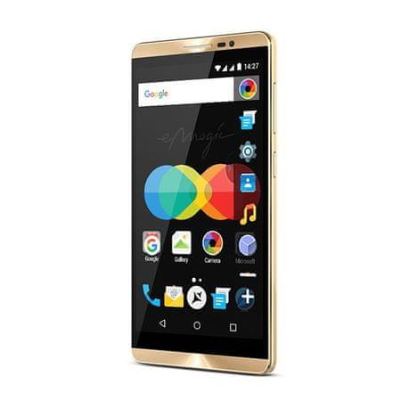 AllView smartfon P8 eMagic, złoty