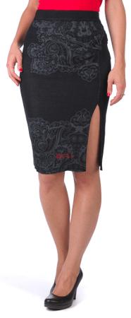 Desigual dámská sukně M čierna