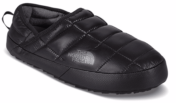The North Face M Thermoball Traction Mule II Shiny tnf black/Zinc grey 12 (45.5)