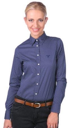 ef62aa434bc Gant dámská košile 32 tmavě modrá
