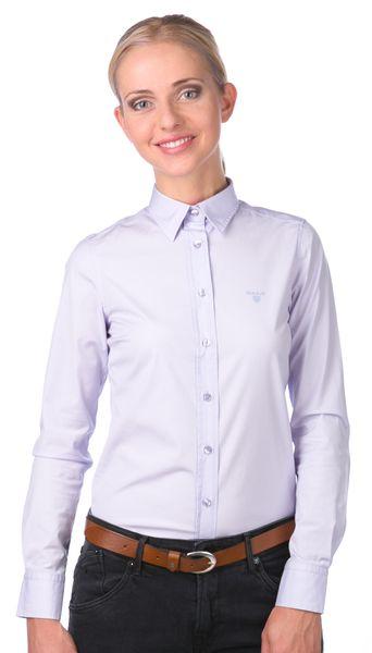 Gant dámská košile 36 fialová