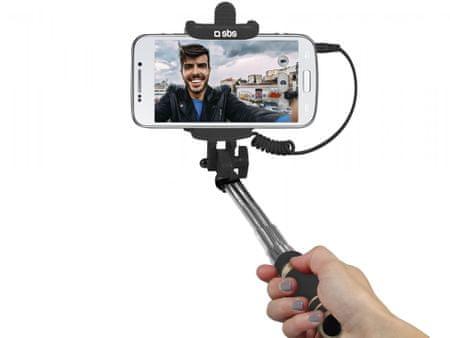 SBS teleskopska mini palica za Selfije