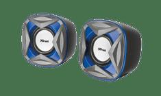 Trust zvočnika Xilo Compact 2.0, modra