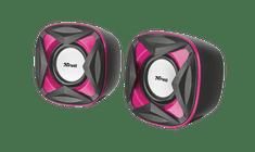 Trust zvočnika Xilo Compact 2.0, roza