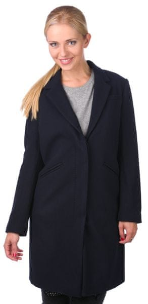 Gant dámský kabát L modrá