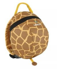 LittleLife Plecak Animal Toddler Daysack - Giraffe L10820