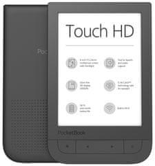 PocketBook czytnik e-booków 631 Touch HD czarny