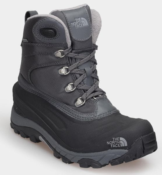 The North Face M Chilkat II Nylon Dark shadow grey/Dark shadow grey 9 (42)
