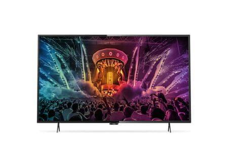 Philips LED UHK 4K TV prijamnik 55PUH6101/88