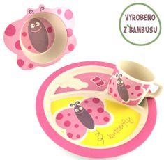 Yookidoo Pure Kids Sada riadu - Motýlik