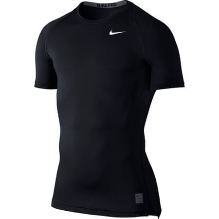 Nike majica Cool Compression SS, črna, moška, velikost XXL
