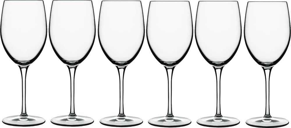 Luigi Bormioli ROYAL sklenice na bílé víno 380 ml 6 ks