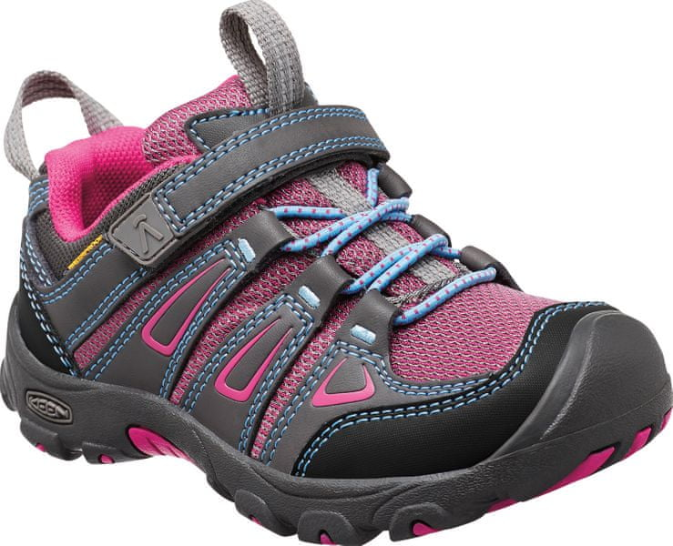 KEEN Oakridge Low WP Jr magnet/very berry 37