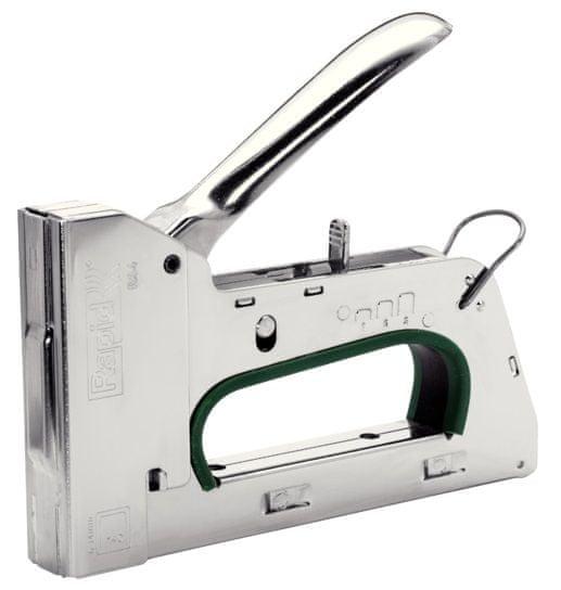 Rapid R34 sada - sponkovačka + spony v kufříku